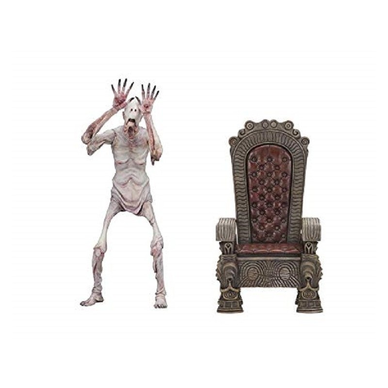 PAN LABYRINTH PALE MAN WITH THRONE DELUXE ACTION FIGURE