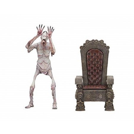 PAN LABYRINTH PALE MAN WITH THRONE DELUXE GUILLERMO DEL TORO ACTION FIGURE