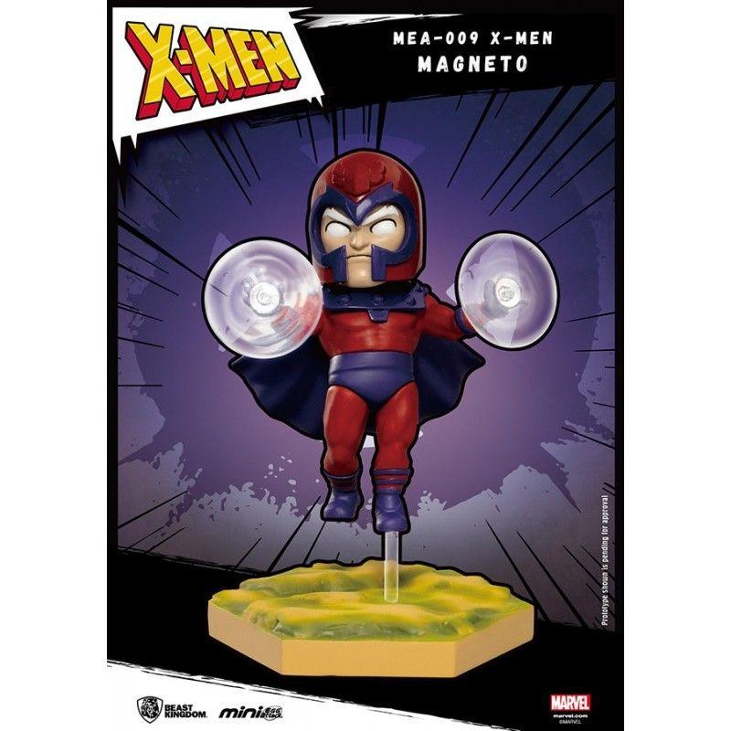 MARVEL COMICS X-MEN MINI EGG ATTACK FIGURE MAGNETO 8 CM