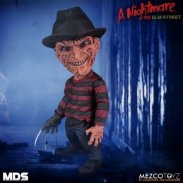 MEZCO TOYS NIGHTMARE 3 - FREDDY KRUEGER MEZCO DESIGNER SERIES ACTION FIGURE