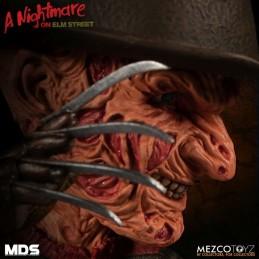 NIGHTMARE 3 - FREDDY KRUEGER MEZCO DESIGNER SERIES ACTION FIGURE