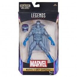 MARVEL LEGENDS CAPTAIN MARVEL SERIES - GREY GARGOYLE ACTION FIGURE HASBRO