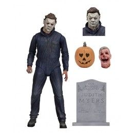 NECA HALLOWEEN 2018 - ULTIMATE MICHAEL MYERS DELUXE ACTION FIGURE