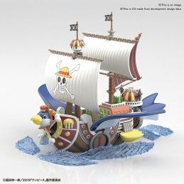 ONE PIECE GRAND SHIP COLLECTION THOUSAND SUNNY FLYING MODEL KIT BANDAI