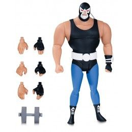 BATMAN THE ANIMATED SERIES - BANE ACTION FIGURE DC COLLECTIBLES