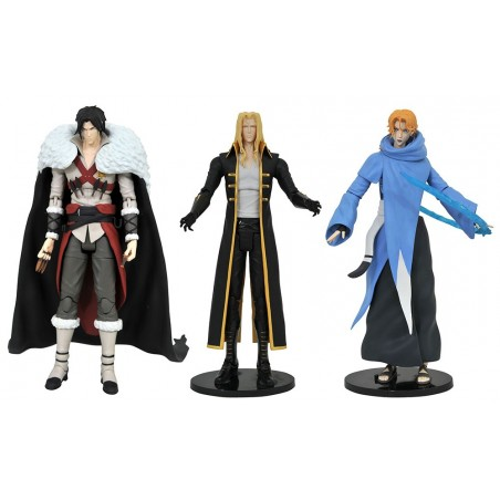 CASTLEVANIA SELECT SERIES 1 SET ACTION FIGURE