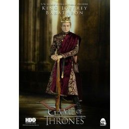 THREEZERO GAME OF THRONES - KING JOFFREY BARATHEON1/6 30 CM ACTION FIGURE