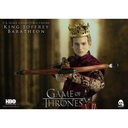 GAME OF THRONES - KING JOFFREY BARATHEON1/6 30 CM ACTION FIGURE