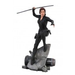 MARVEL PREMIER AVENGERS 4 ENDGAME BLACK WIDOW STATUE RESIN FIGURE DIAMOND SELECT