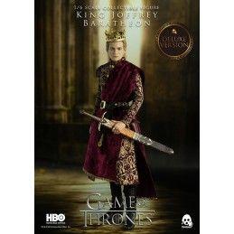 THREEZERO GAME OF THRONES - KING JOFFREY BARATHEON DELUXE 1/6 30 CM ACTION FIGURE