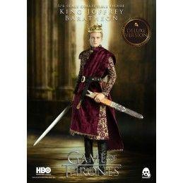 GAME OF THRONES - KING JOFFREY BARATHEON DELUXE 1/6 30 CM ACTION FIGURE
