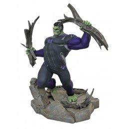 DIAMOND SELECT MARVEL GALLERY AVENGERS 4 ENDGAME TRACKSUIT HULK DLX STATUE FIGURE