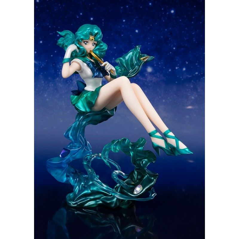 SAILOR MOON SAILOR NEPTUNE ZERO CHOUETTE FIGURE BANDAI