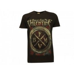 MAGLIA T SHIRT BULLET FOR MY VALENTINE