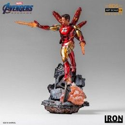 AVENGERS ENDGAME - IRON MAN MARK 85 BDS ART DELUXE SCALE 1/10 29 CM STATUE FIGURE