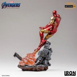 AVENGERS ENDGAME - IRON MAN MARK 85 BDS ART SCALE 1/10 29 CM STATUE FIGURE