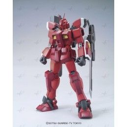MASTER GRADE MG GUNDAM AMAZING RED WARRIOR 1/100 MODEL KIT ACTION FIGURE BANDAI