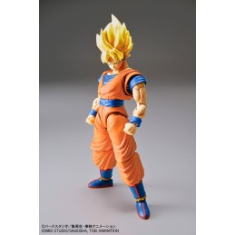 DRAGON BALL Z - RISE SUPER SAIYAN SON GOKOU GOKU MODEL KIT FIGURE