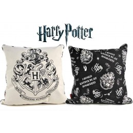 HARRY POTTER HOGWARTS CUSHION CUSCINO