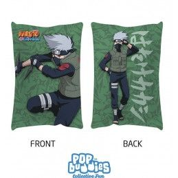NARUTO SHIPPUDEN KAKASHI CUSHION PILLOW CUSCINO 33x50CM POPBUBBIES