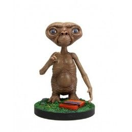 E.T. EXTRATERRESTRE EXTREME BOBBLE HEADKNOCKER ACTION FIGURE NECA