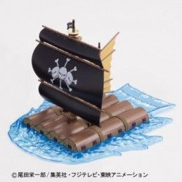 ONE PIECE GRAND SHIP COLLECTION MARSHALL D.TEACH'S MODEL KIT FIGURE