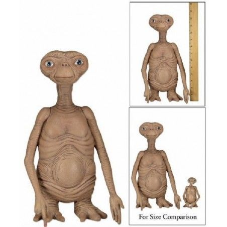 E.T. THE EXTRA TERRESTRIAL STUNT PUPPET PROP REPLICA ACTION FIGURE