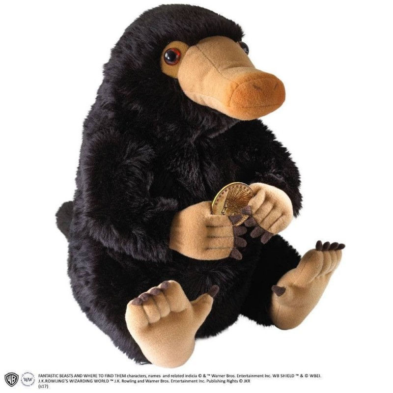 NOBLE COLLECTIONS FANTASTIC BEAST - NIFFLER PELUCHE PLUSH 32 CM