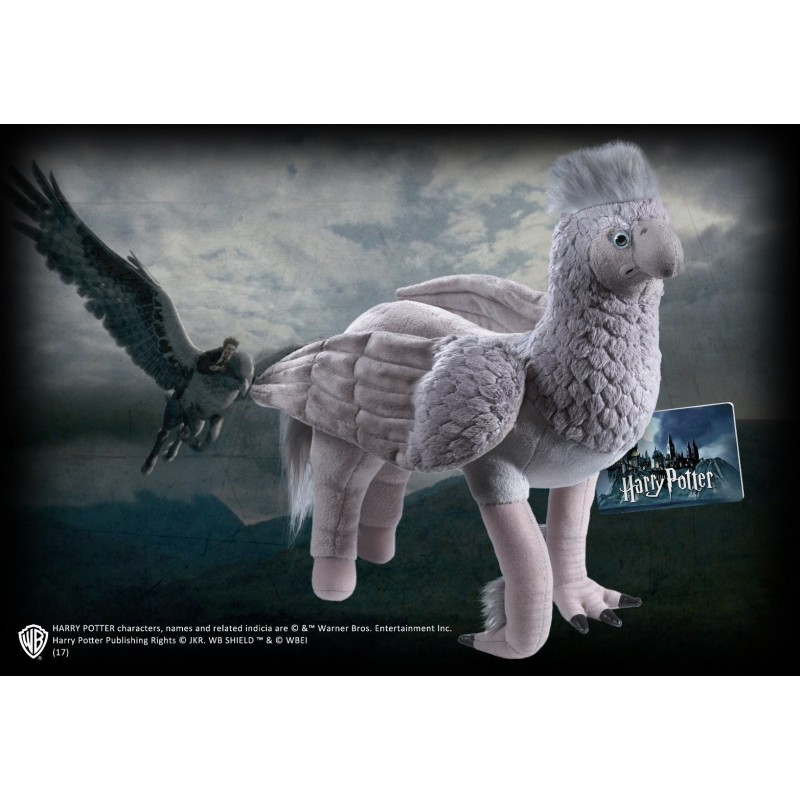 FANTASTIC BEAST - BUCKBEAK PELUCHE PLUSH 35 CM NOBLE COLLECTIONS