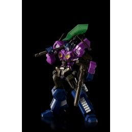 FLAME TOYS TRANSFORMERS SHATTERED GLASS OPTIMUS PRIME MODEL KIT ACTION FIGURE