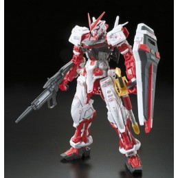 REAL GRADE RG GUNDAM ASTRAY RED FRAME 1/144 MODEL KIT ACTION FIGURE