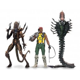 ALIENS SERIE 13 - SET 3 ACTION FIGURE
