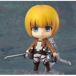 ATTACK ON TITAN - ARMIN ARLERT NENDOROID ACTION FIGURE