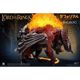 THE LORD OF THE RINGS - BALROG REGULAR DEFO-REAL STATUA FIGURE
