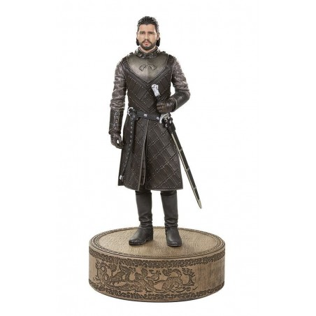 GAME OF THRONES - JON SNOW PVC STATUE 20 CM FIGURE