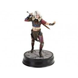THE WITCHER 3 WILD HUNT - CIRI PVC CIRILLA STATUE 20 CM FIGURE DARK HORSE
