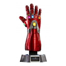 HOT TOYS AVENGERS ENDGAME - LIFE-SIZE MASTERPIECE REPLICA 1/1 NANO GAUNTLET 52 CM
