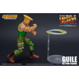 ULTRA STREET FIGHTER II: THE FINAL CHALLENGERS - GUILE 1/12 ACTION FIGURE