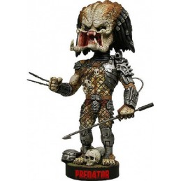 PREDATOR UNMASKED HEADKNOCKER ACTION FIGURE NECA