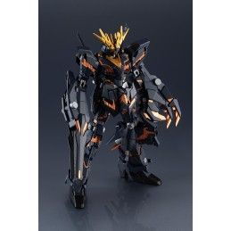 THE ROBOT SPIRITS GUNDAM UNIVERSE UNICORN GUNDAM 02 BANSHEE RX-0 ACTION FIGURE BANDAI