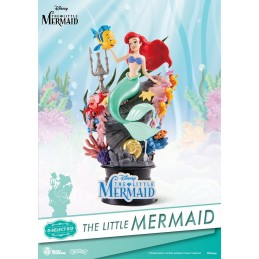 DISNEY LITTLE MERMAID D-SELECT PVC DIORAMA SIRENETTA 16CM FIGURE
