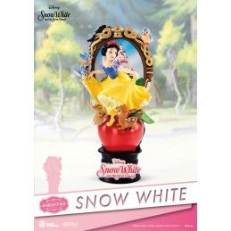 DISNEY SNOW WHITE D-SELECT PVC DIORAMA BIANCANEVE 16CM FIGURE