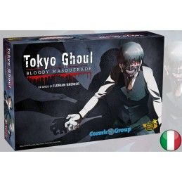 TOKYO GHOUL - BLOODY MASQUERADE GIOCO DA TAVOLO ITALIANO