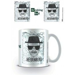 PYRAMID INTERNATIONAL BREAKING BAD HEISENBERG MUG TAZZA IN CERAMICA