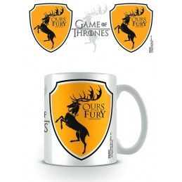 GAME OF THRONES BARATHEON MUG TAZZA IN CERAMICA