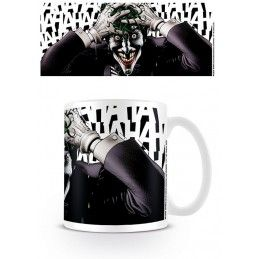 DC COMICS JOKER JOKE CERAMIC MUG TAZZA IN CERAMICA