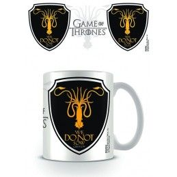 GAME OF THRONES WE DO NOT SOW GREYJOY MUG TAZZA IN CERAMICA