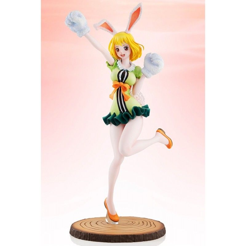 ONE PIECE P.O.P. - CARROT LIMITED EDITION GEM STATUE 22 CM FIGURE MEGAHOUSE
