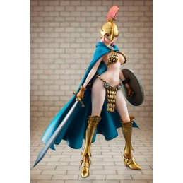 ONE PIECE SAILING AGAIN P.O.P. - REBECCA GEM STATUE 22 CM FIGURE