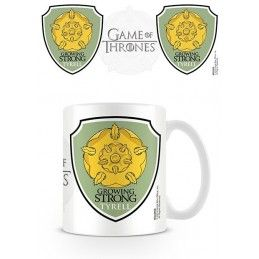 GAME OF THRONES GROWING STRONG TYRELL MUG TAZZA IN CERAMICA PYRAMID INTERNATIONAL